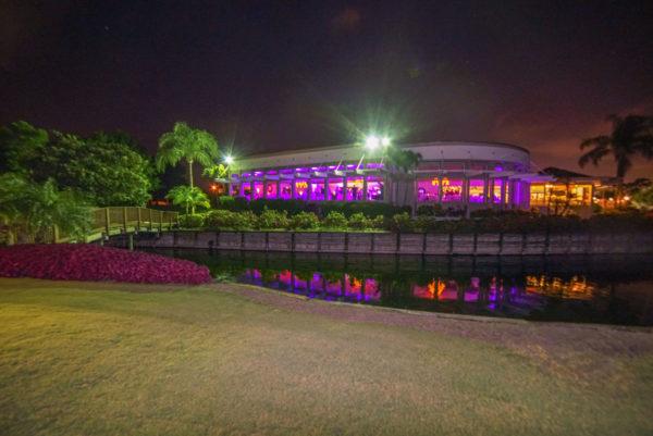 Night Shot Wedding Hall | 59&Bluebell Weddings and Events