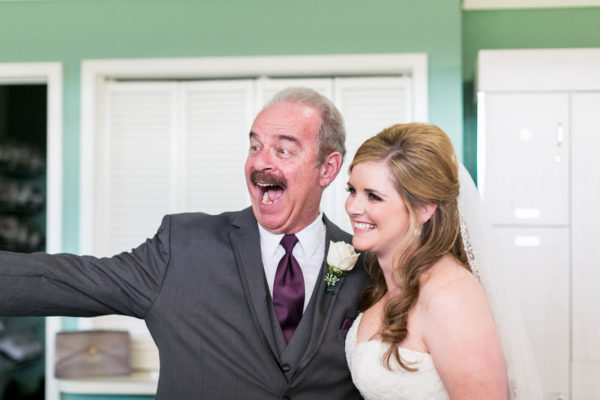 Father Giving the Bride Away | 59&Bluebell Weddings and Events