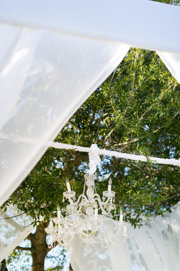 Out Door Chandelier | 59&Bluebell Weddings and Events