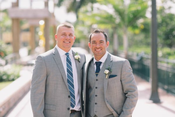 Groom and Father | 59&Bluebell Weddings and Event