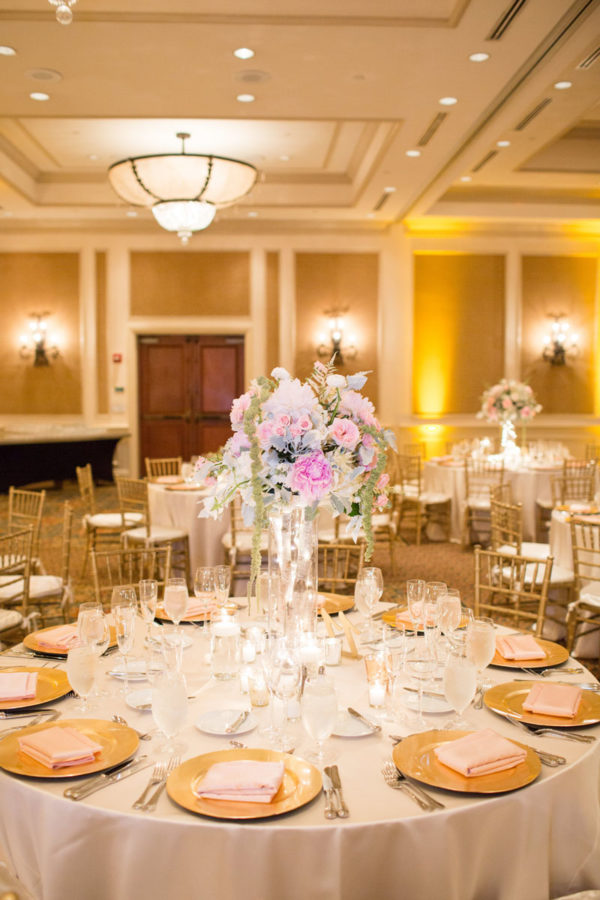 Wedding Reception Table Gold | 59&Bluebell Weddings and Events