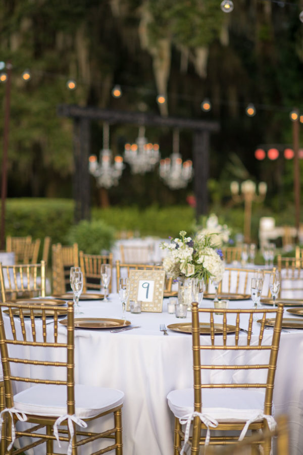 Wedding Reception Table with Decor | 59&Bluebell Weddings and Events
