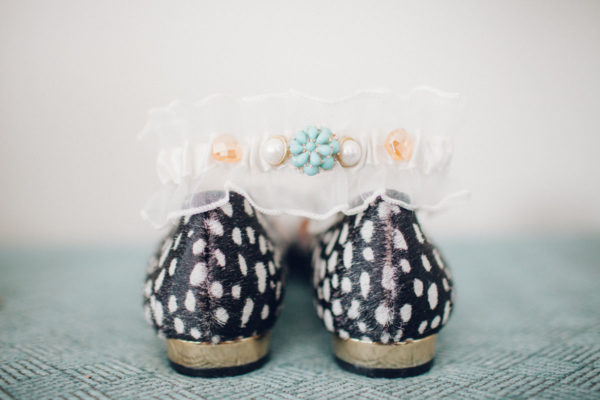 Shoes and Headband | 59&Bluebell Weddings and Events