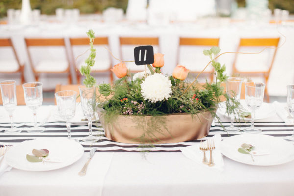 Decorated Wedding Reception Table | 59&Bluebell Weddings and Events