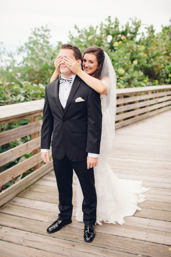 Bride Surprising Groom | 59&Bluebell Weddings and Events