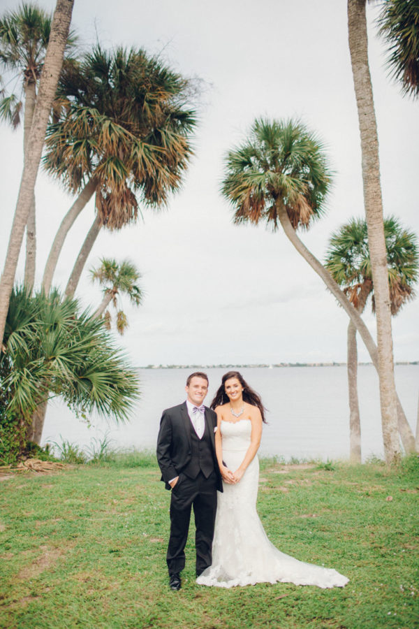 Husband and Wife at Lake | 59&Bluebell Weddings and Events