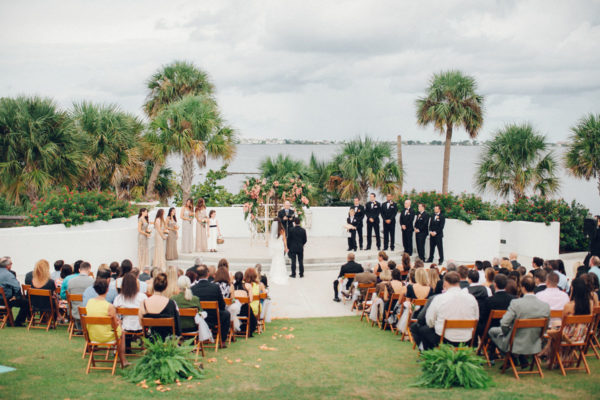 Wedding Ceremony with Friends and Family | 59&Bluebell Weddings and Events
