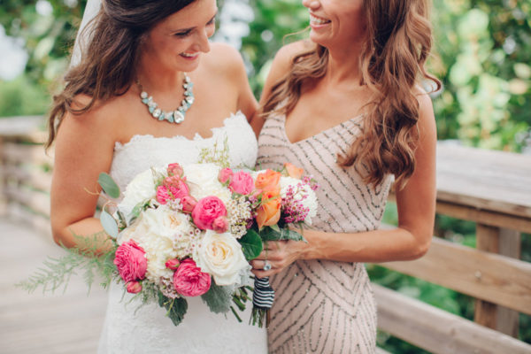 Bride and Bride-Mate | 59&Bluebell Weddings and Events