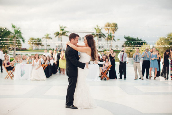 Newly Husband and Wife First dance | 59&Bluebell Weddings and Events
