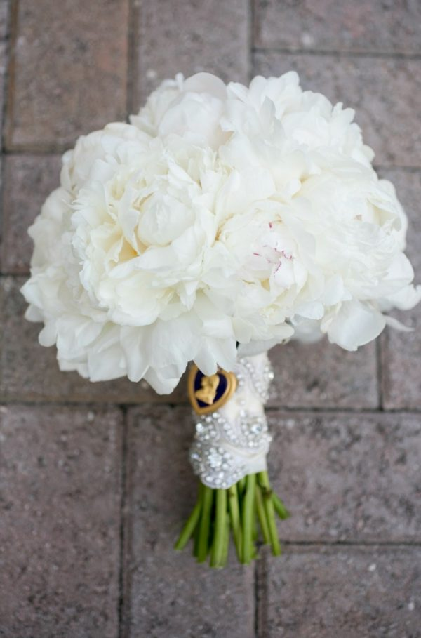 White Wedding Nosegay | 59&Bluebell Weddings and Events