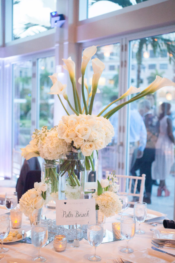 Decorated Tables at Wedding Reception | 59&Bluebell Weddings and Events