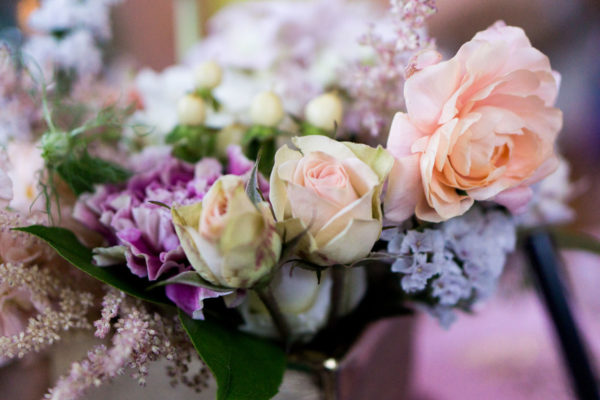 Rose Bouquet | 59&Bluebell Weddings and Events