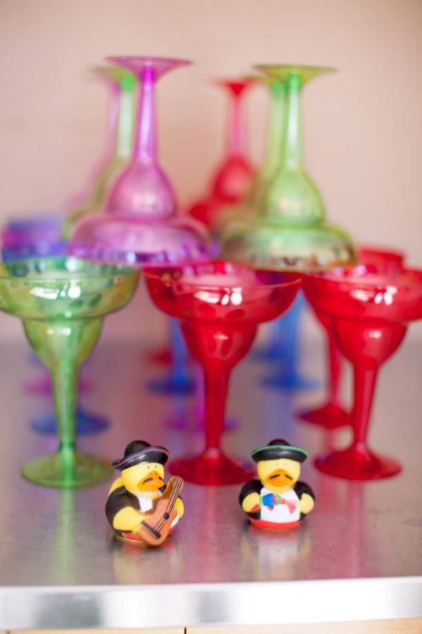Margarita Cups and Decor for Baby Shower | 59&Bluebell Weddings and Events
